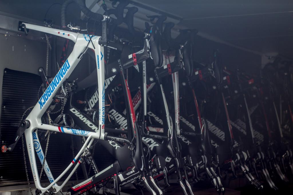 So many bikes.....